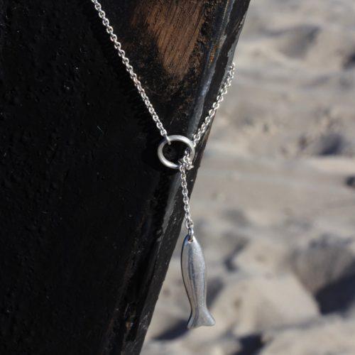 Halskette Hering